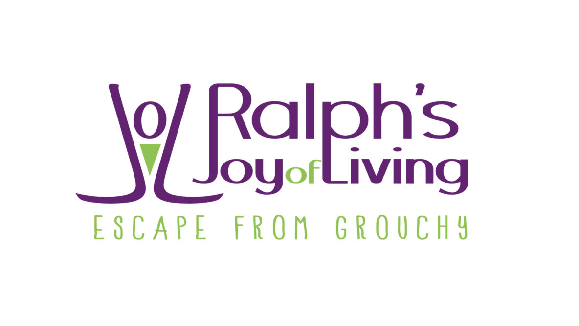 Ralph's Joy of Living New Logo