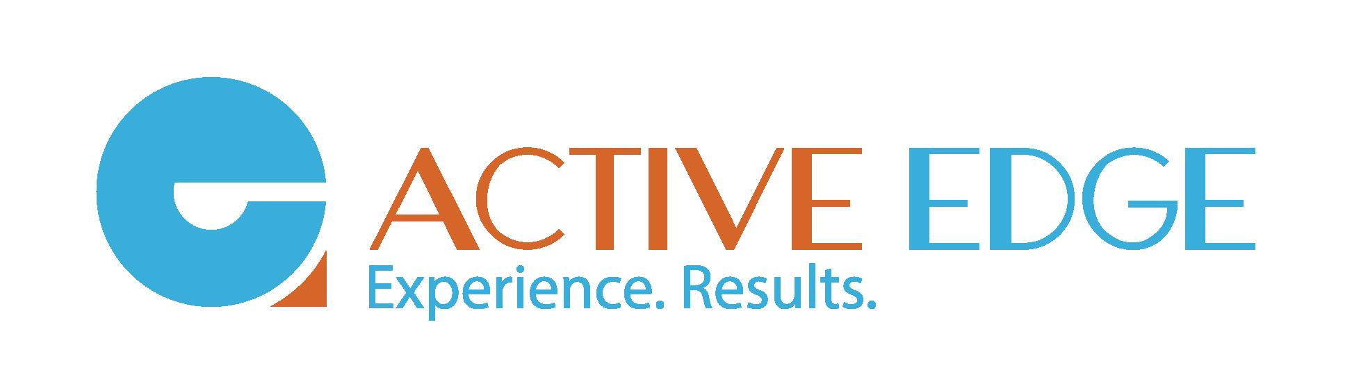 Active Edge Logo - Horizontal